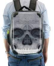 Sac à dos pour abstract skull