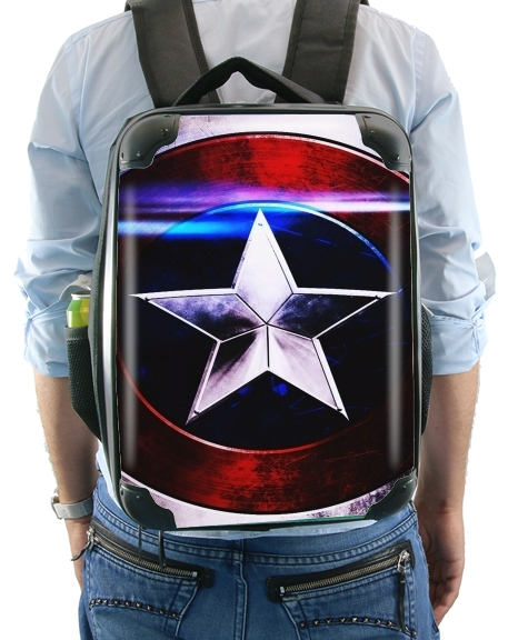 American Shield Blue for Backpack