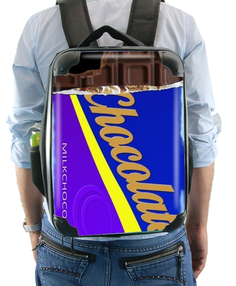 Chocolate Bar for Backpack
