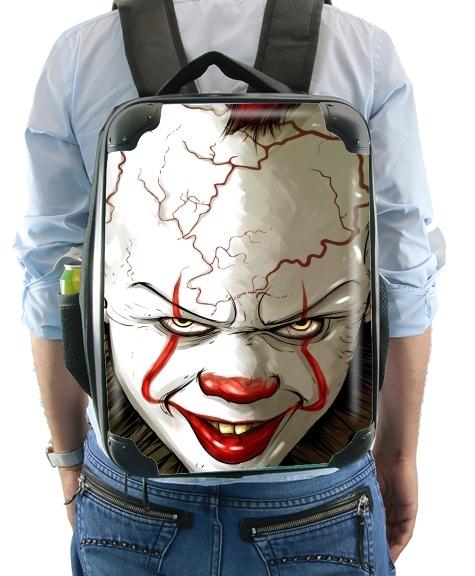 rucksack clown
