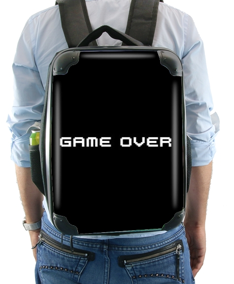 Sac à dos Game Over