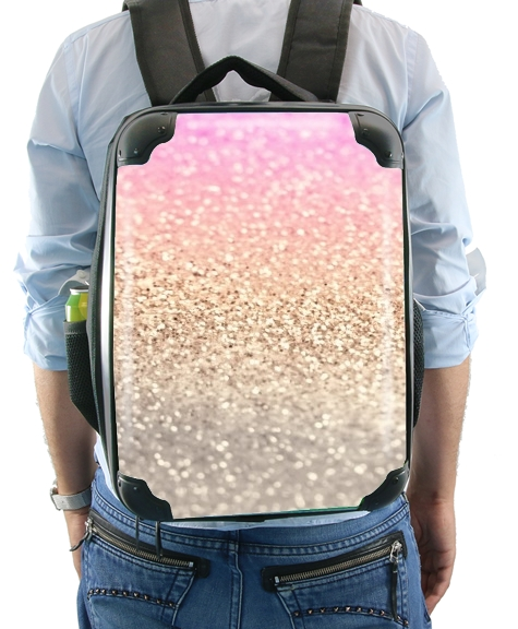 Gatsby Glitter Pink for Backpack