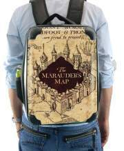 Sac à dos pour Harry Potter Carte Marauder Navigation