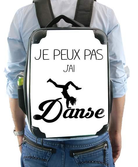 Je peux pas jai danse for Backpack