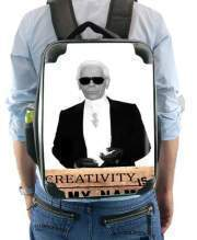 Sac à dos pour Karl Lagerfeld Creativity is my name