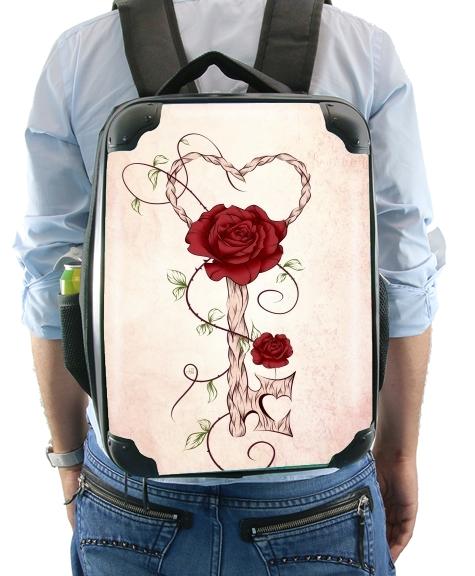 Key Of Love for Backpack