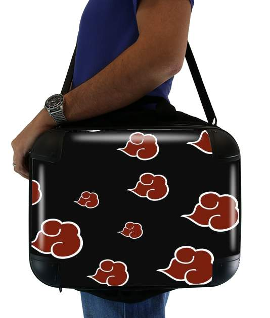 "Akatsuki Cloud REd for Laptop briefcase 15"" / Notebook / Tablet"