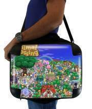 "Sacoche Ordinateur 15"" pour Animal Crossing Artwork Fan"