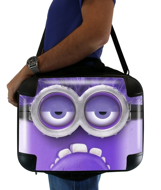 Bad Minion  für Computertasche / Notebook / Tablet