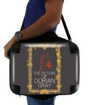 "Sacoche Ordinateur 15"" pour BOOKS collection: Dorian Gray"