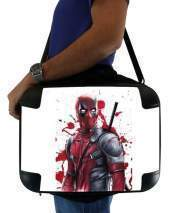 "Sacoche Ordinateur 15"" pour Deadpool Painting"