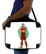 "Sacoche Ordinateur 15"" pour Football Legends: Cristiano Ronaldo - Portugal"