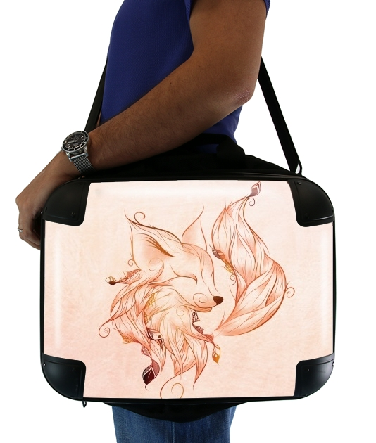 Fox für Computertasche / Notebook / Tablet