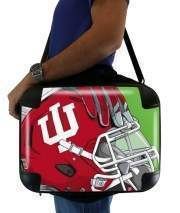"Sacoche Ordinateur 15"" pour Indiana College Football"