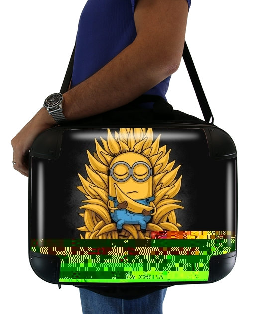 Minion Throne für Computertasche / Notebook / Tablet