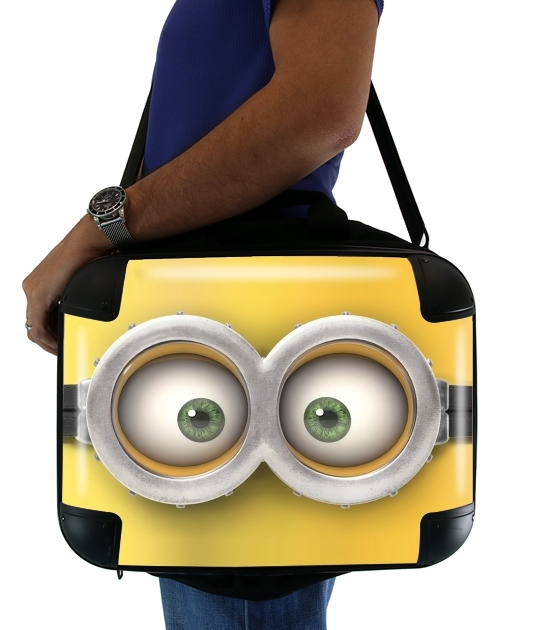 minion für Computertasche / Notebook / Tablet