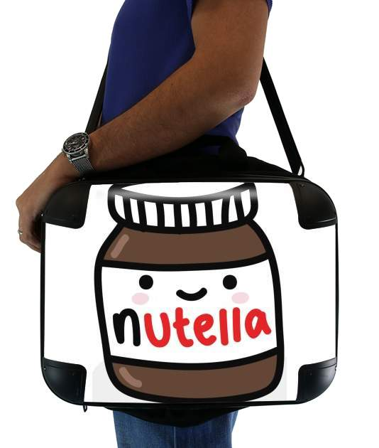 "Nutella for Laptop briefcase 15"" / Notebook / Tablet"