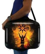 "Sacoche Ordinateur 15"" pour Praise the Sun Art"