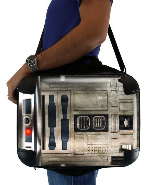 "R2-D2 for Laptop briefcase 15"" / Notebook / Tablet"