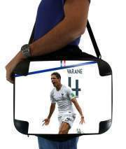 "Sacoche Ordinateur 15"" pour Raphael Varane Football Art"