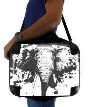 "Sacoche Ordinateur 15"" pour Splashing Elephant"