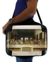 "Sacoche Ordinateur 15"" pour The Last Supper Da Vinci"