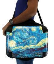 "Sacoche Ordinateur 15"" pour The Starry Night"