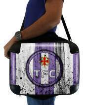 "Sacoche Ordinateur 15"" pour Toulouse Football Club Maillot"