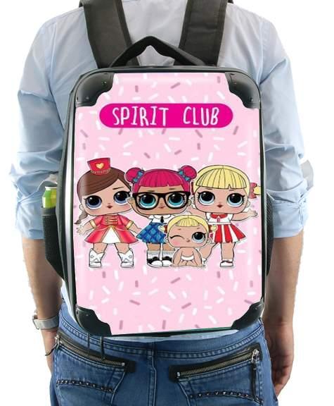 Lol Surprise Dolls Cartoon for Backpack
