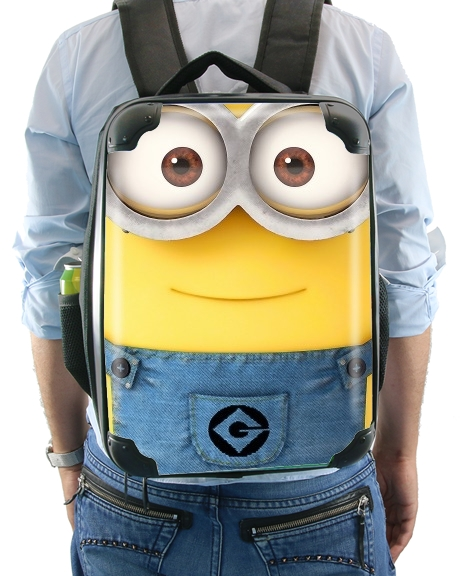 Minions Face for Backpack