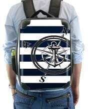 Sac à dos pour Navy Striped Nautica