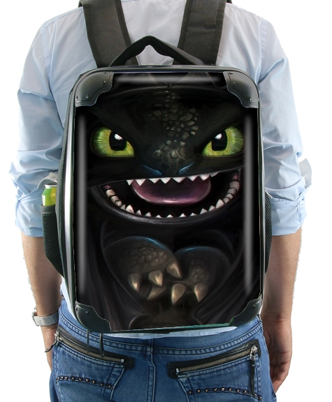 Night fury for Backpack