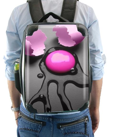 Pink Egg for Backpack