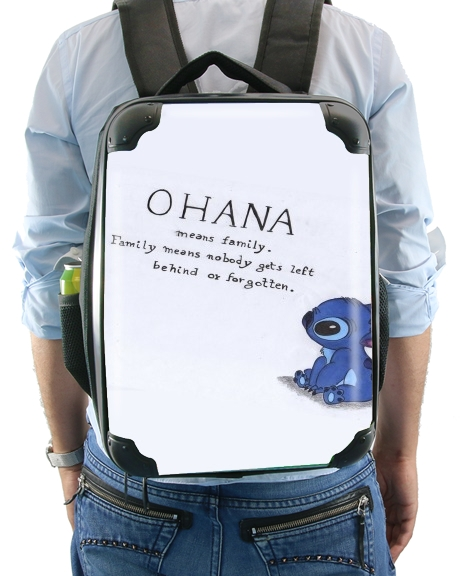 Ohana Means Family for Backpack