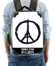 Sac à dos pour Pray For Paris - Tour Eiffel