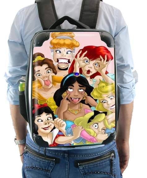 Princesse Grimace for Backpack