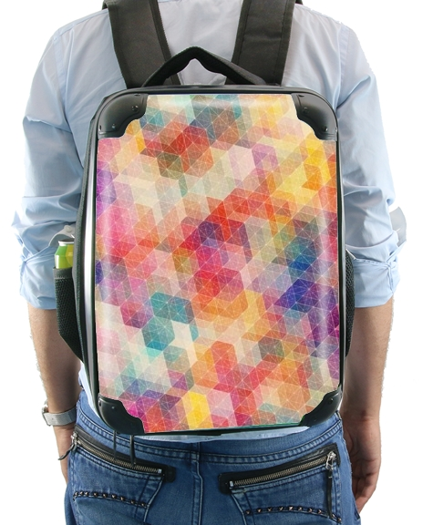 Space Cube Diagonal for Backpack