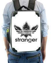 Sac à dos pour Stranger Things Demogorgon Monstre Parodie Adidas Logo Serie TV