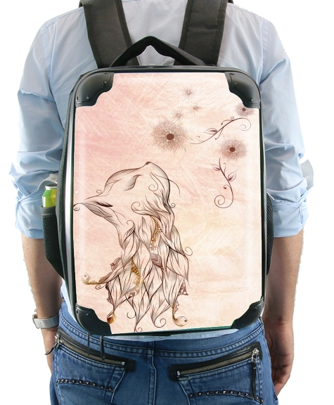 The little Kitty  for Backpack