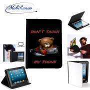Étui Universel Tablette pour Don't touch my phone