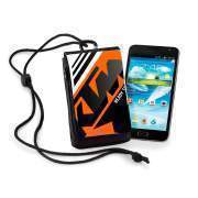 Pochette de téléphone - Taille normal pour KTM Racing Orange And Black