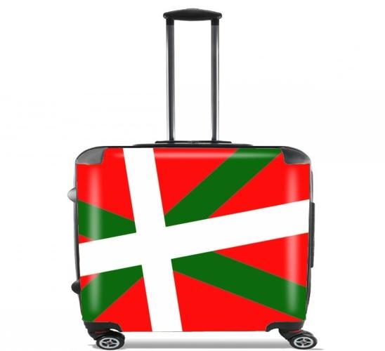 Basque voor Pilotenkoffer