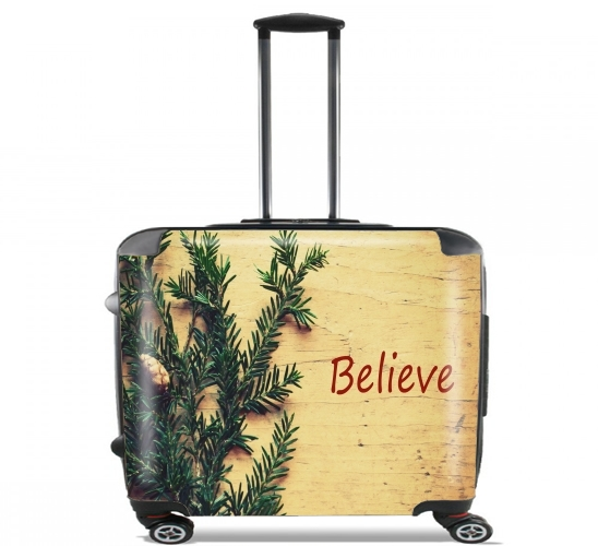 Believe voor Pilotenkoffer