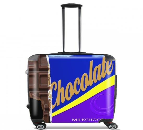 Chocolate Bar voor Pilotenkoffer