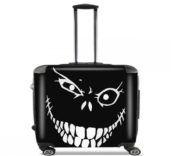 Crazy Monster Grin voor Pilotenkoffer