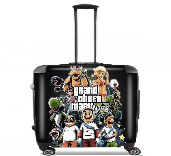 Grand Theft Mario voor Pilotenkoffer