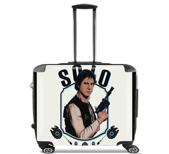 Han Solo from Star Wars  voor Pilotenkoffer