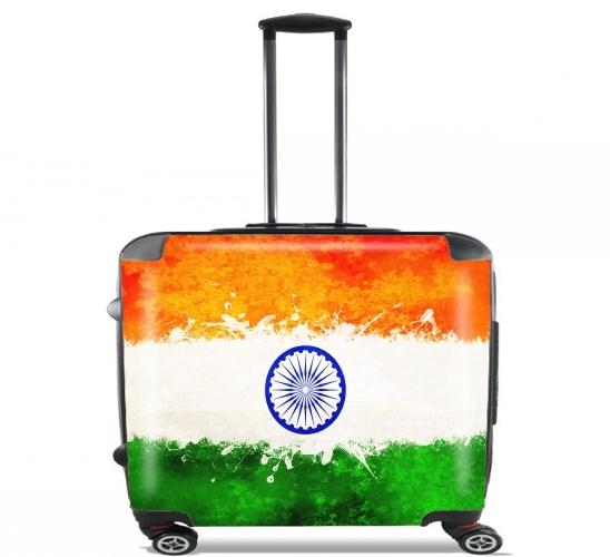 Indian Paint Spatter voor Pilotenkoffer
