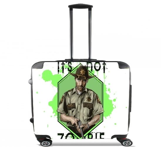 It's not zombie voor Pilotenkoffer