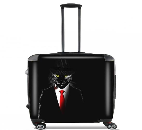 Mobster Cat voor Pilotenkoffer
